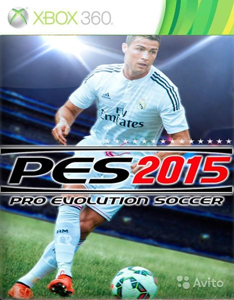Скачать PES 2015 / Pro Evolution Soccer 2015 Update 4 (2014) PC RePack от R