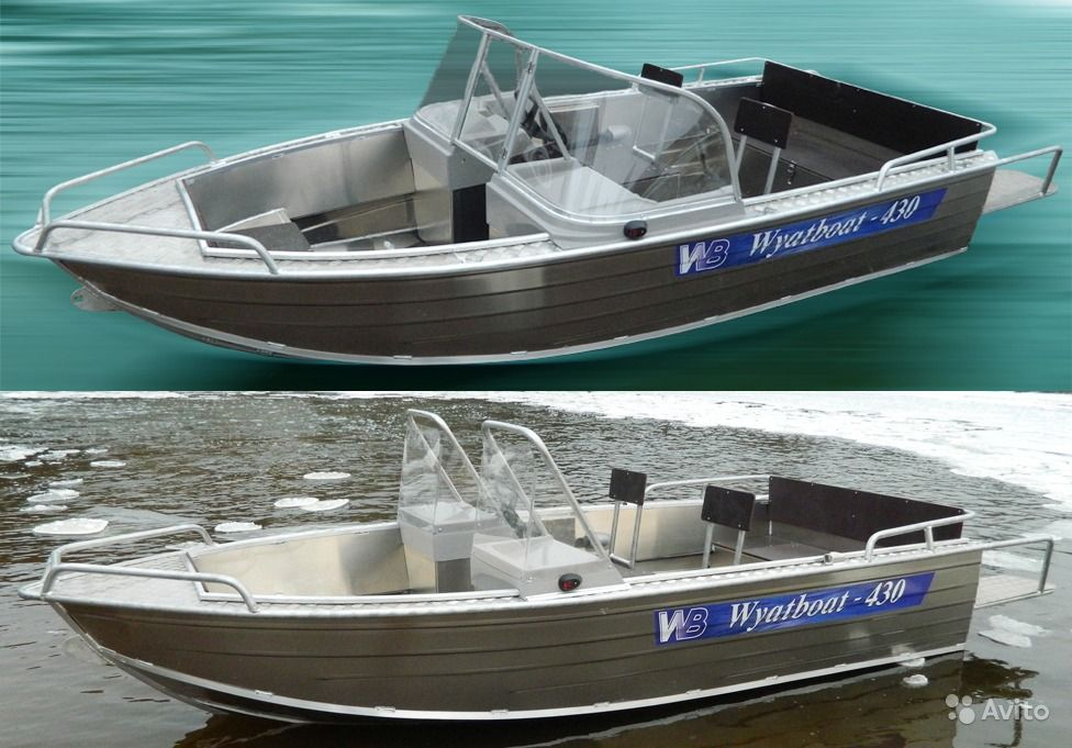алюминиевые лодки под 15 л с мотором