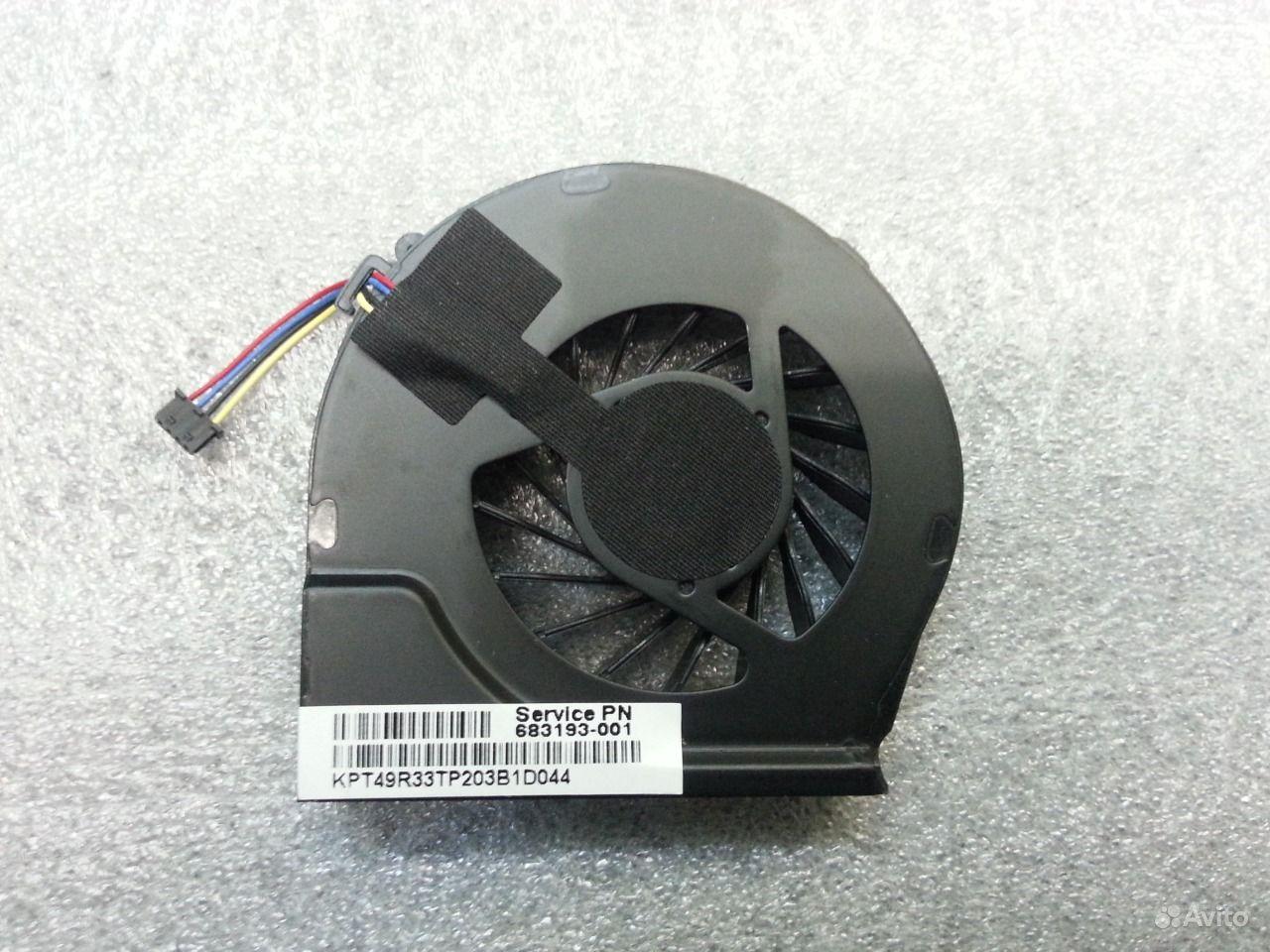 Каталог вентиляторов / кулеров / coolers для ноутбуков HP
