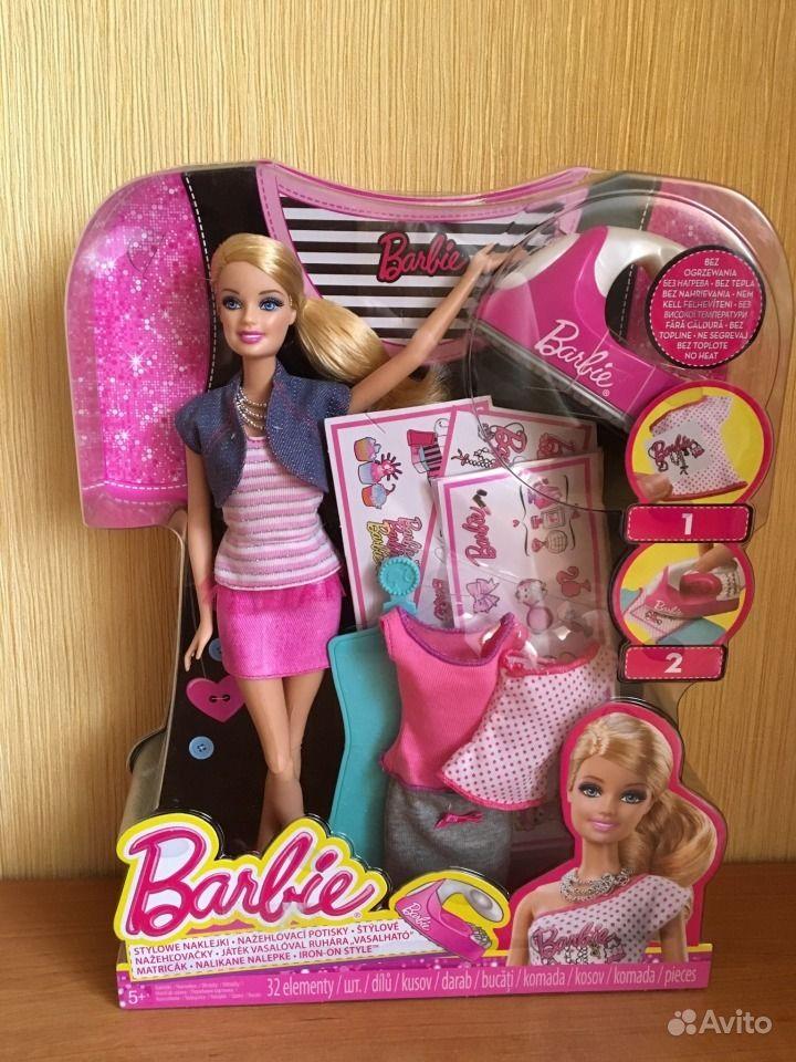 Барби создай свой дизайн