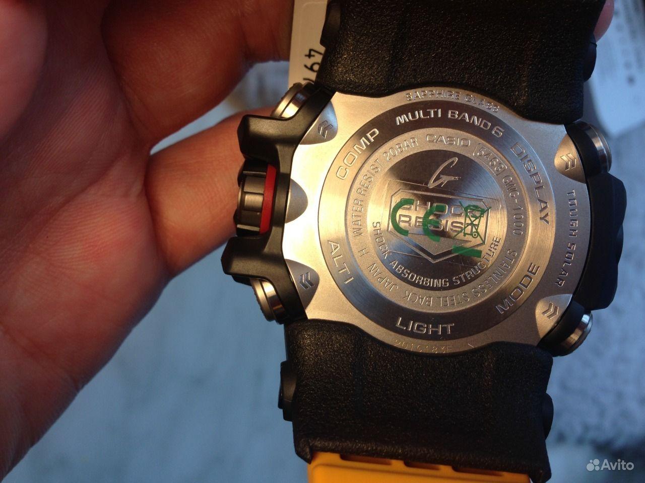 лучше часы casio g shock gwg 1000 1a9 то, что