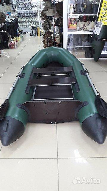 лодка пвх тайга 290 киль цена