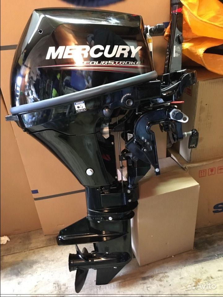купить лодочный мотор меркури 25 4 такт