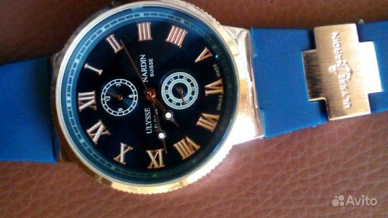 мужские часы ulysse nardin оригинал цена правильно