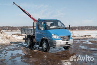 Продажа манипуляторов Валдай (ГАЗ 331 6