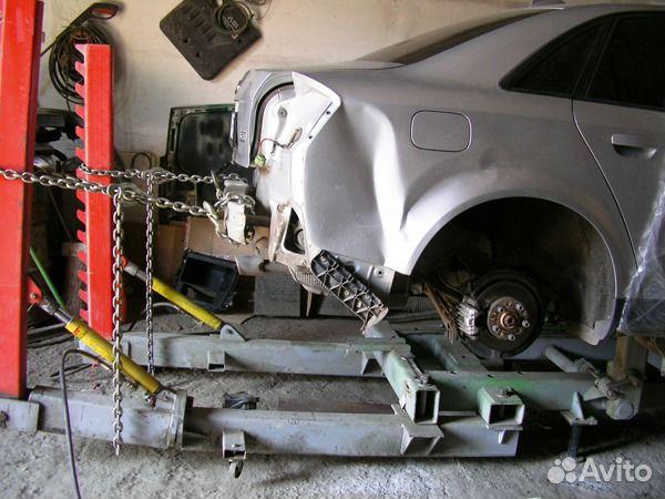 Локальный ремонт кузова автомобиля своими руками