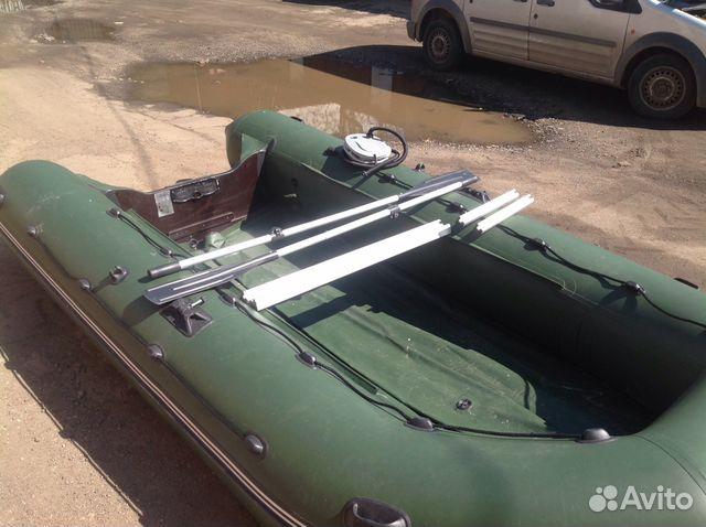 купить лодку пвх бу в ивановской области на авито