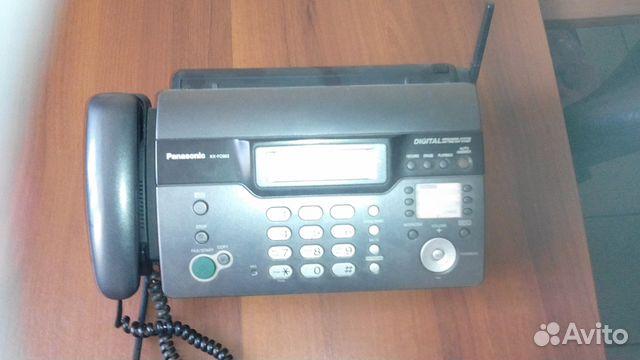 Panasonic, модель kx-fc962ru