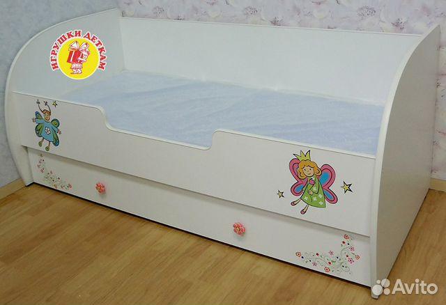 Кровать казань авито