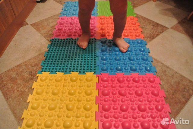 Ортопедические массажные коврики своими руками 8