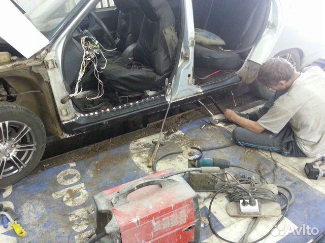 Кузовной ремонт своими руками без сварки