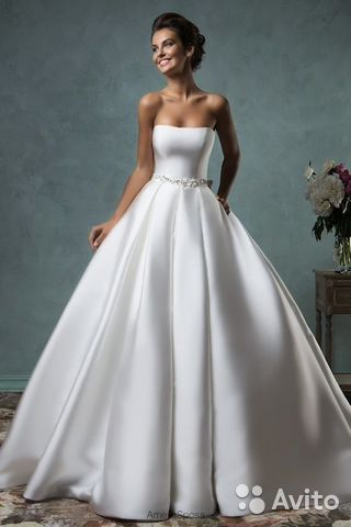 Simple Elegant amp Casual Wedding Dresses  Davids Bridal