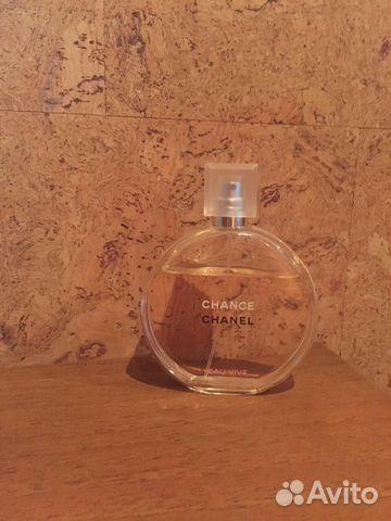 Chance Eau de Toilette Chanel perfume  a fragrance for