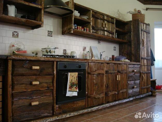 Как сделать мебель под старину? . Современная корпусная мебель, изготовлен