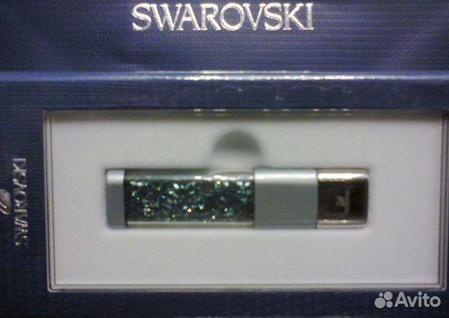 Crystalline USB 4GB Swarovski