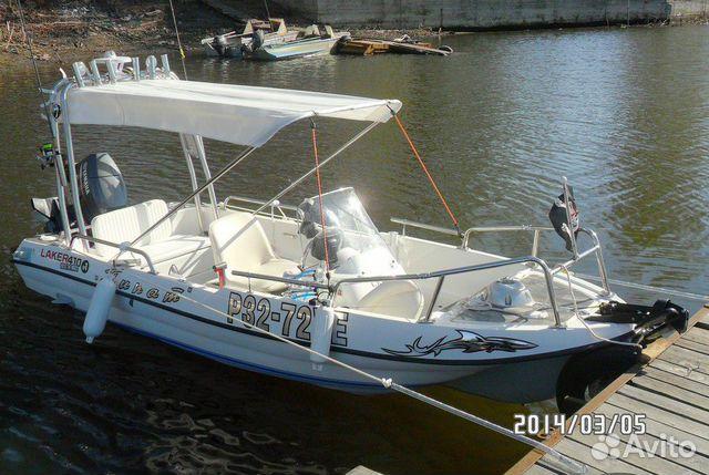 лейкер лодки