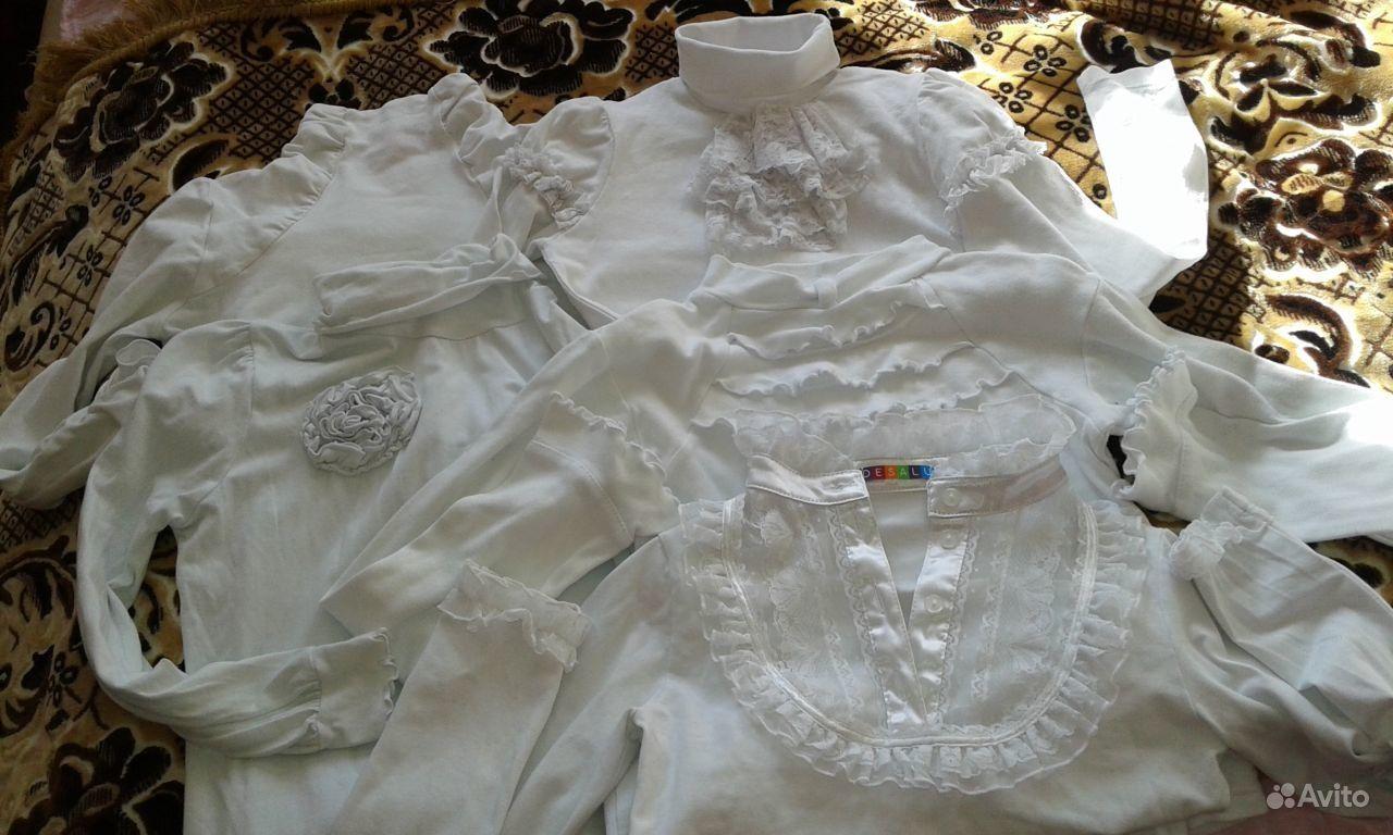 Белая блузка в нижнем новгороде