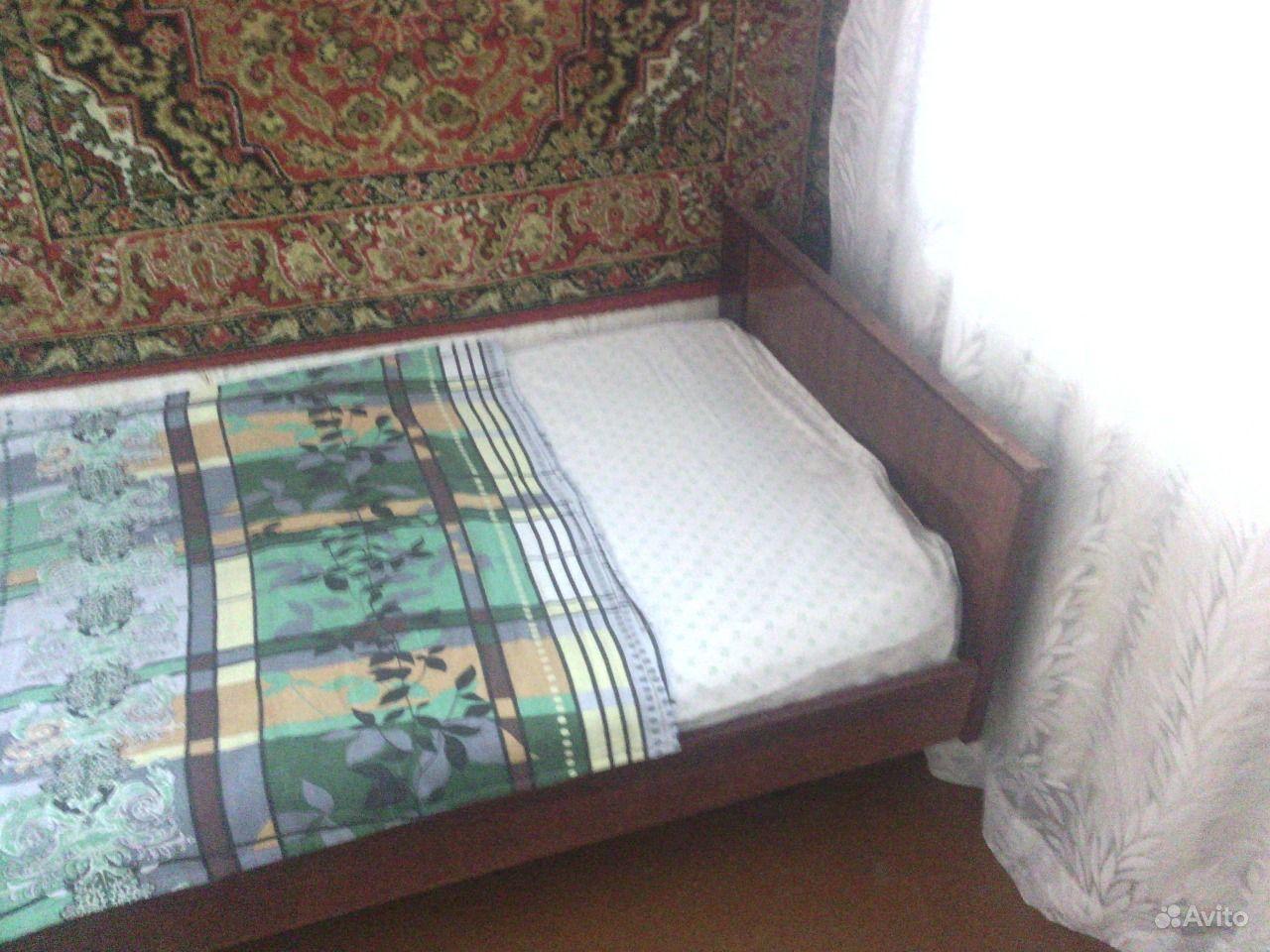 Кровать уфа 1.5 спальная