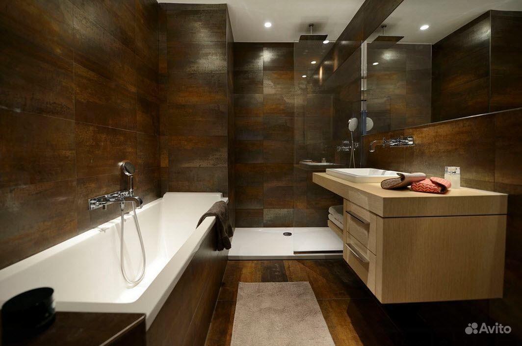 Ремонт и отделка ванной Плиточник гарантия 5 лет купить на Вуёк.ру - фотография № 6