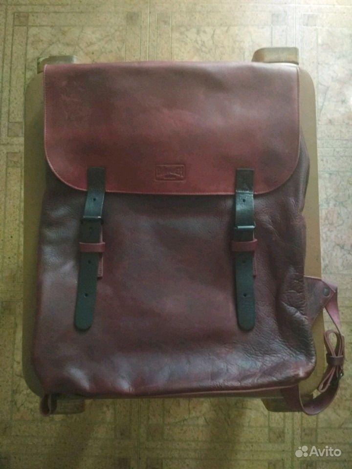 998dc7720330 Кожаный рюкзак