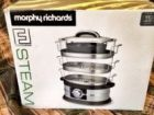 Пароварка Morphy Richards