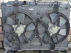 Вентиляторы для Nissan X-Trail T30
