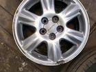 Три колёсных диска Субару импреза