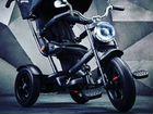 Трёхколёсный велосипед chopper