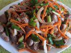 Корейская и Узбекская кухня на заказ