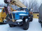 Автокран Ивановец на базе урал 25 тонн 2007