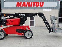 Дизельный коленчатый подъемник manitou MAN'GO 12