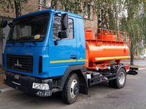 Бензовоз Топливозаправщик атз-5 маз 4381С0