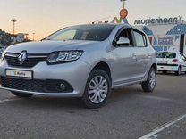 Renault Sandero, 2018