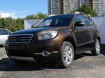 Geely Emgrand X7 1.8МТ, 2016, 82610км