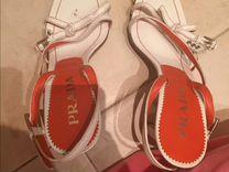 Боссоножки Prada оригинал — Одежда, обувь, аксессуары в Москве