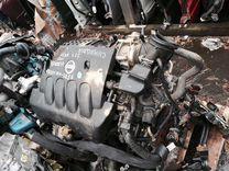 Двигатель MR20DE Nissan Qashqai J10 2.0