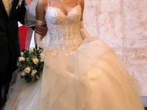 ceeafbe1917 Продам свадебное платье (в подарок перчатки