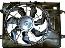 KIA ceed (с 2012) Вентилятор в сборе новый не ориг