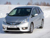 Honda Fit, 2013 г., Барнаул