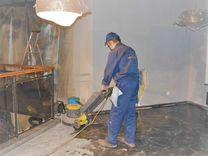 Профессиональная уборка после пожара в Ростове