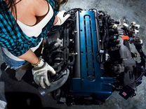 Двигатель контрактный — Запчасти и аксессуары в Новосибирске