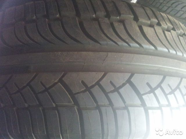 Michelin 4X4 Diamaris 285/60R18— фотография №1