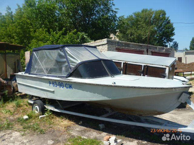 купить лодку авито ярославская