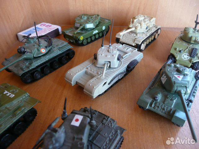 Модели танков в масштабе 1/72. Точные копии танков купить 5