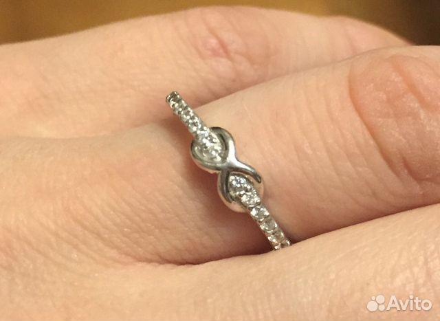 кольца со знаком бесконечности купить спб