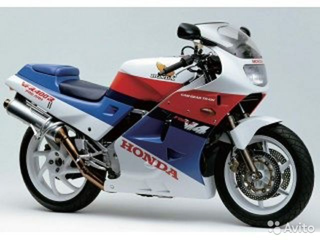 Honda VFR 400 nc24