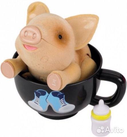 Пиги-Милашка в чайной чашке Коппи, купить по лучшей