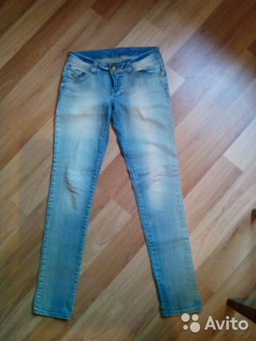 42 размер джинсов