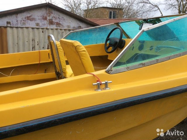 аренда лодки в евпатории