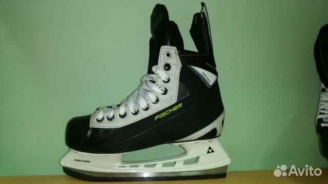 Коньки хоккейные Fischer